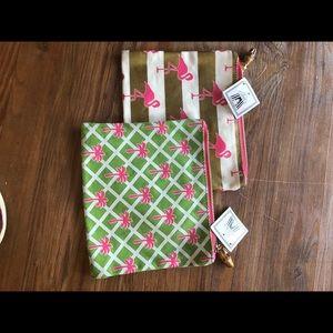 Handbags - Very cute makeup bags/wallets